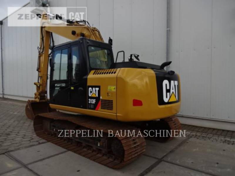 CATERPILLAR KOPARKI GĄSIENICOWE 313FLGC equipment  photo 2