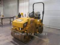 CATERPILLAR TANDEMOWY WALEC WIBRACYJNY DO ASFALTU (STAL-STAL) CB24 equipment  photo 4