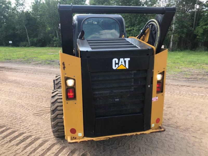 CATERPILLAR SCHRANKLADERS 262 D equipment  photo 4