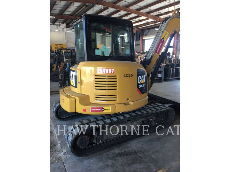 CATERPILLAR KETTEN-HYDRAULIKBAGGER 305.5E2CR equipment  photo 6