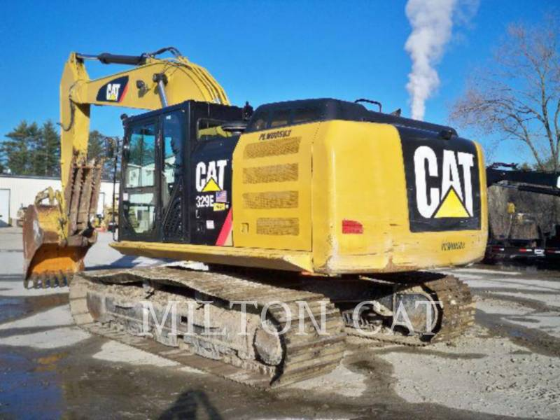 CATERPILLAR KOPARKI GĄSIENICOWE 329E L equipment  photo 3