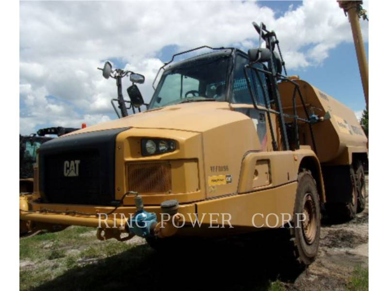 CATERPILLAR WATER TRUCKS 730CWW equipment  photo 1