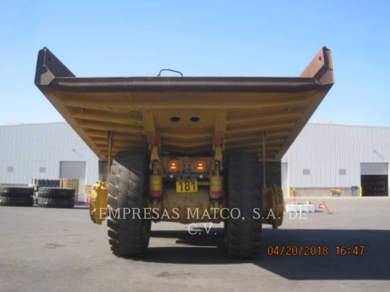 CATERPILLAR MINING OFF HIGHWAY TRUCK 777GLRC equipment  photo 4