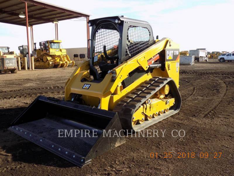 CATERPILLAR MULTITERREINLADERS 279D equipment  photo 1