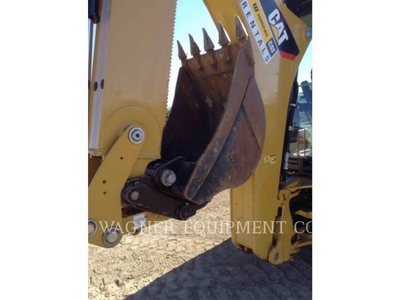 CATERPILLAR RETROEXCAVADORAS CARGADORAS 420F IT4WE equipment  photo 8
