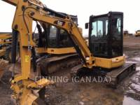 CATERPILLAR PELLES SUR CHAINES 303.5E2CR equipment  photo 1