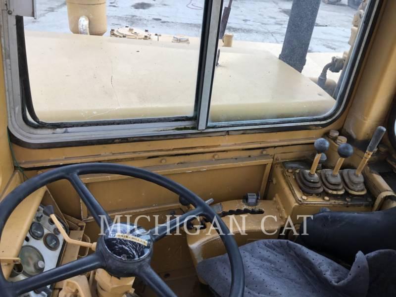 CATERPILLAR WHEEL TRACTOR SCRAPERS 627B equipment  photo 7