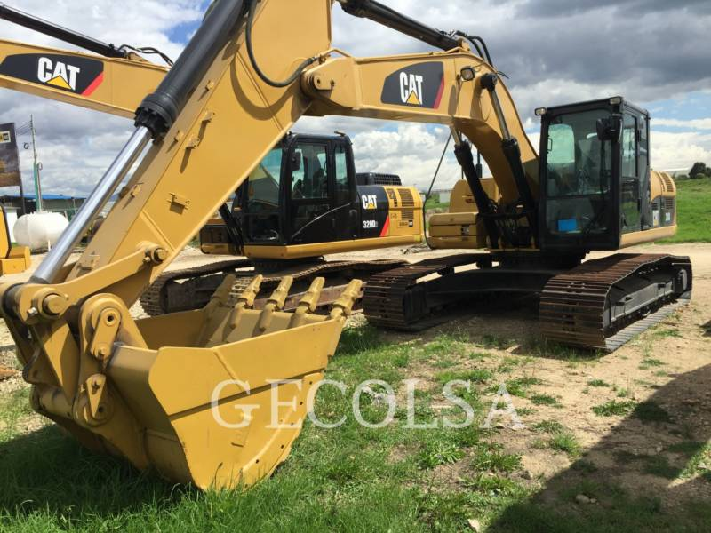 CATERPILLAR PELLE MINIERE EN BUTTE 324DL ME equipment  photo 4