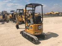 CATERPILLAR PELLES SUR CHAINES 301.7D CR equipment  photo 1