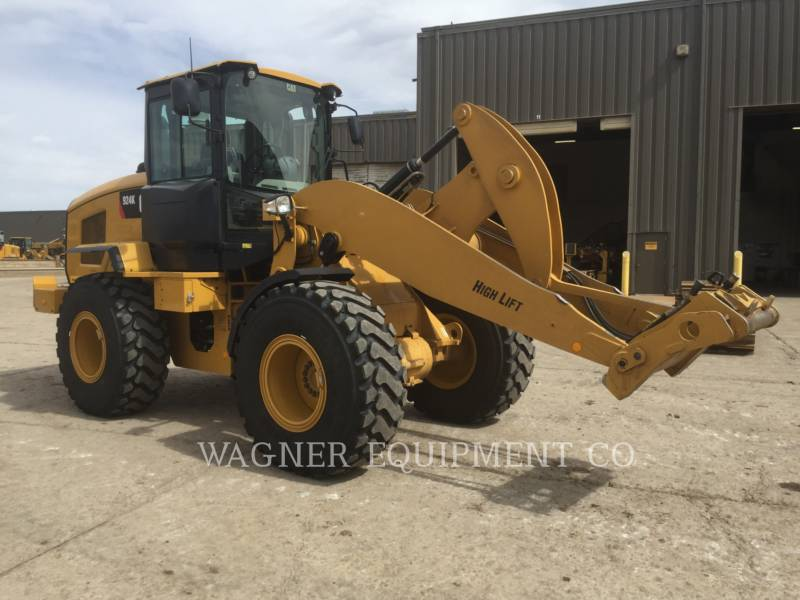 CATERPILLAR WHEEL LOADERS/INTEGRATED TOOLCARRIERS 924K FCHL equipment  photo 2