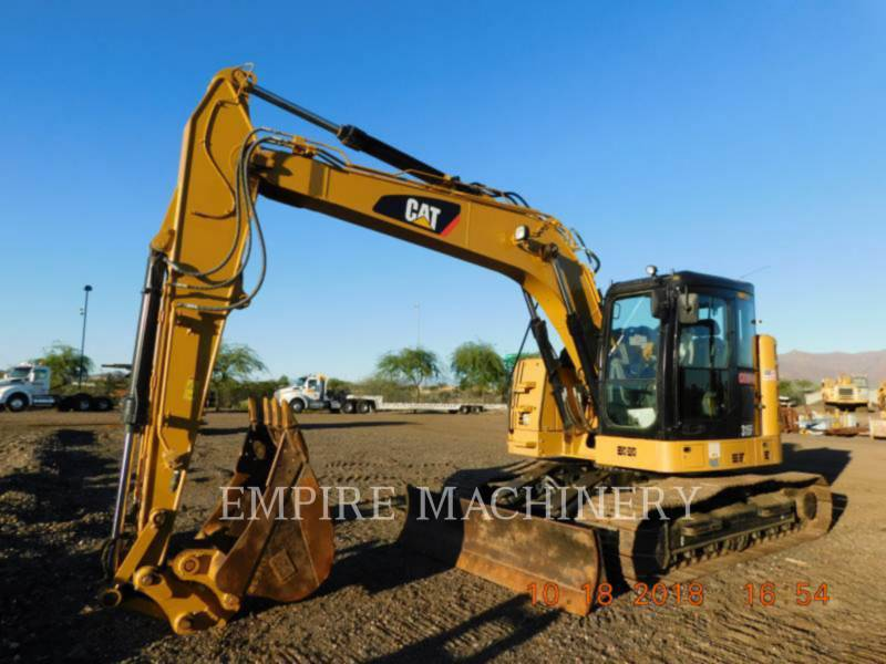 CATERPILLAR KETTEN-HYDRAULIKBAGGER 315FLCR equipment  photo 4