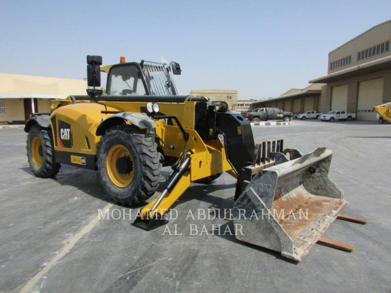 CATERPILLAR TELEHANDLER TH417CGCLRC equipment  photo 7