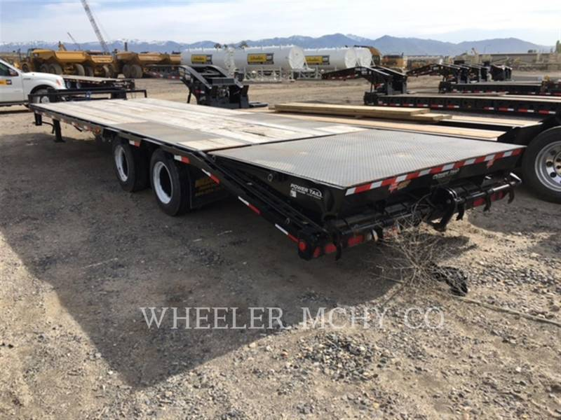 PJ TRAILERS トレーラ TR 28' TAG equipment  photo 2