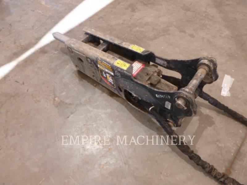 CATERPILLAR WT - MARTEAUX HYDRAULIQUES H65E 305E equipment  photo 2