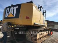 CATERPILLAR PELLES SUR CHAINES 336F L THM equipment  photo 3