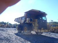 Equipment photo CATERPILLAR 773G DUMPER A TELAIO RIGIDO 1