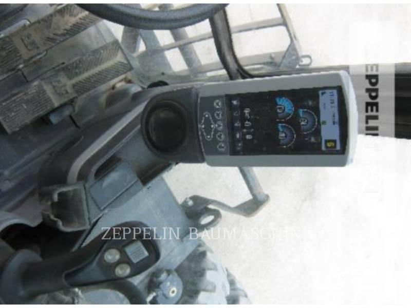 CATERPILLAR ホイール油圧ショベル M322D equipment  photo 22