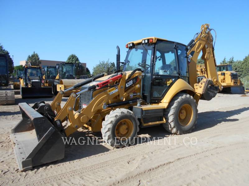 CATERPILLAR バックホーローダ 430F IT4WE equipment  photo 1