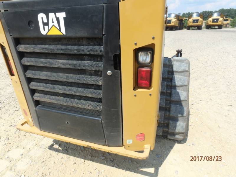 Caterpillar ÎNCĂRCĂTOARE PENTRU TEREN ACCIDENTAT 299D equipment  photo 20
