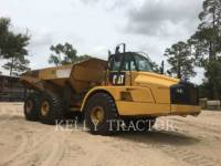 Equipment photo CATERPILLAR 740B KNIKGESTUURDE TRUCKS 1