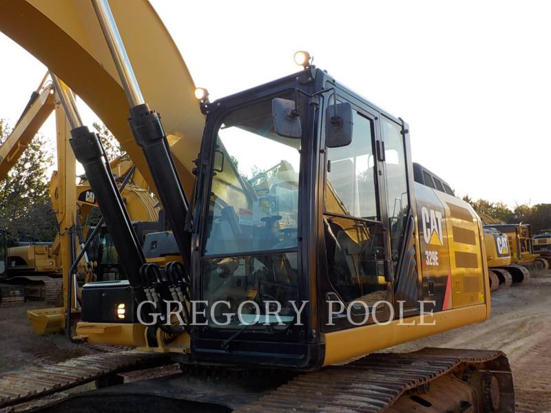 CATERPILLAR TRACK EXCAVATORS 329E L equipment  photo 2