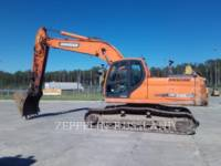 DOOSAN INFRACORE AMERICA CORP. TRACK EXCAVATORS DX225LCA equipment  photo 1
