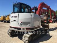 LINK-BELT CONSTRUCTION PELLES SUR CHAINES 80X3 equipment  photo 4