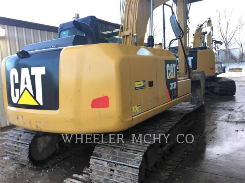 CATERPILLAR TRACK EXCAVATORS 313F GC CF equipment  photo 4