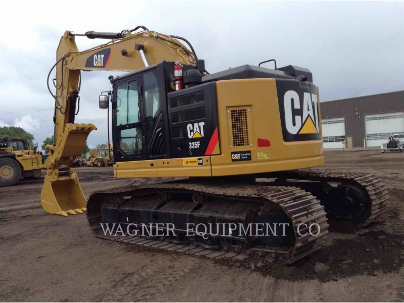 CATERPILLAR EXCAVADORAS DE CADENAS 335FL CR equipment  photo 4