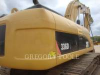 CATERPILLAR TRACK EXCAVATORS 336D equipment  photo 12