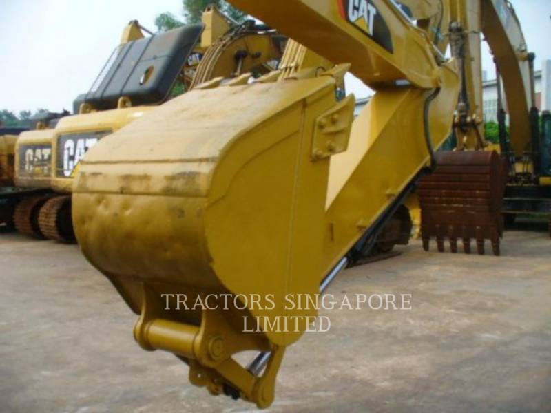 CATERPILLAR トラック油圧ショベル 321DLCR equipment  photo 8