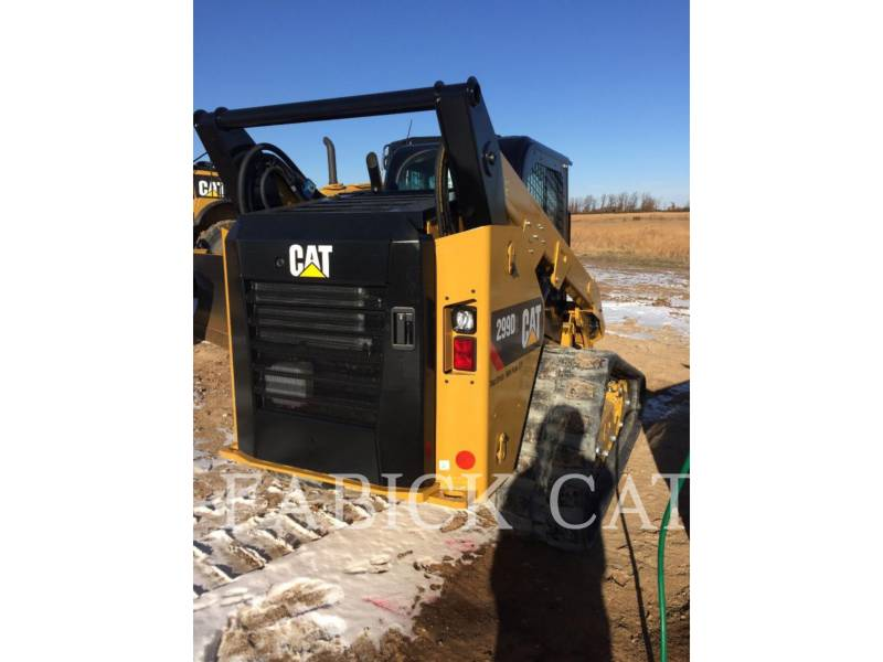 CATERPILLAR MULTI TERRAIN LOADERS 299D2 C3H3 equipment  photo 3