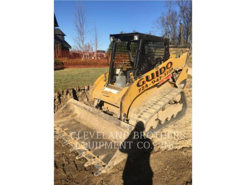 CATERPILLAR MULTITERREINLADERS 259B3 equipment  photo 1