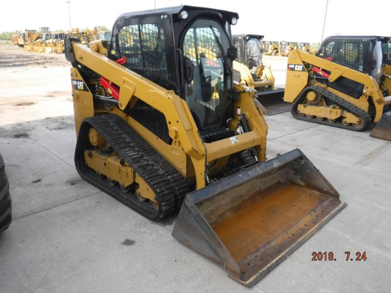 CATERPILLAR MULTI TERRAIN LOADERS 249 D equipment  photo 1