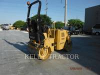 CATERPILLAR TANDEMVIBRATIONSWALZE, ASPHALT CB24 equipment  photo 3