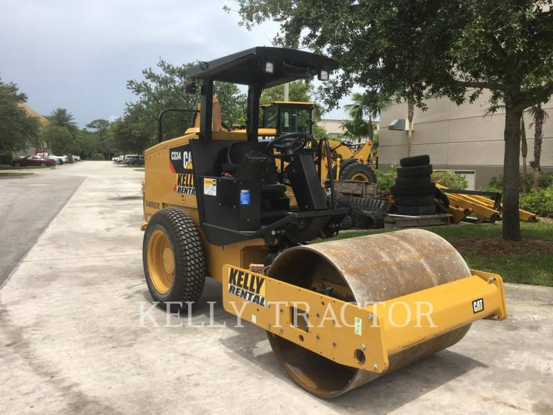 CATERPILLAR COMPACTADORES DE SUELOS CS34 equipment  photo 9