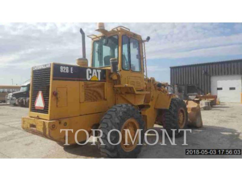 CATERPILLAR WHEEL LOADERS/INTEGRATED TOOLCARRIERS 926E equipment  photo 3