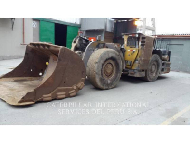 CATERPILLAR MINERAÇÃO DE MINERAÇÃO SUBTERRÂNEA R1600G equipment  photo 1
