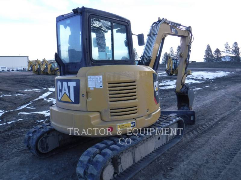 CATERPILLAR PELLES SUR CHAINES 305E2 CRCB equipment  photo 6