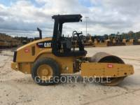 CATERPILLAR EINZELVIBRATIONSWALZE, GLATTBANDAGE CS-44 equipment  photo 1