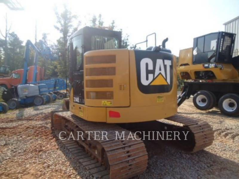 CATERPILLAR TRACK EXCAVATORS 314E POB equipment  photo 2