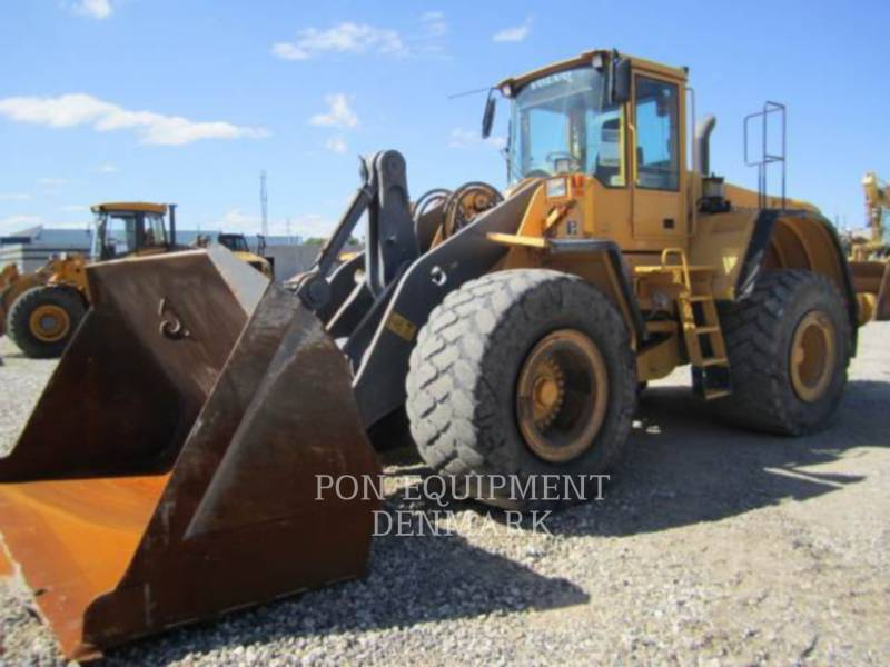 VOLVO CONSTRUCTION EQUIP BRASIL CARGADORES DE RUEDAS L150E equipment  photo 15