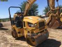 CATERPILLAR TAMBOR DOBLE VIBRATORIO ASFALTO CB34B equipment  photo 2