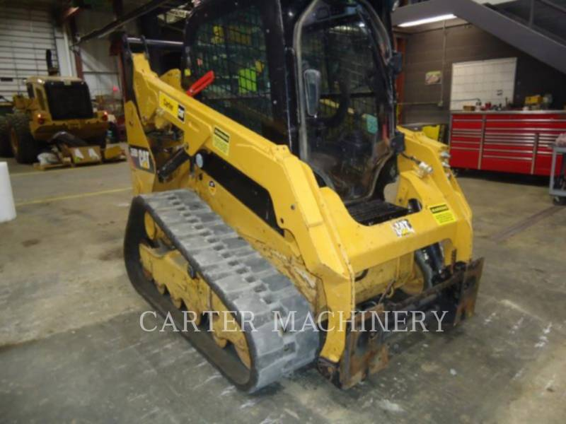 CATERPILLAR KOMPAKTLADER 259D ACW equipment  photo 1