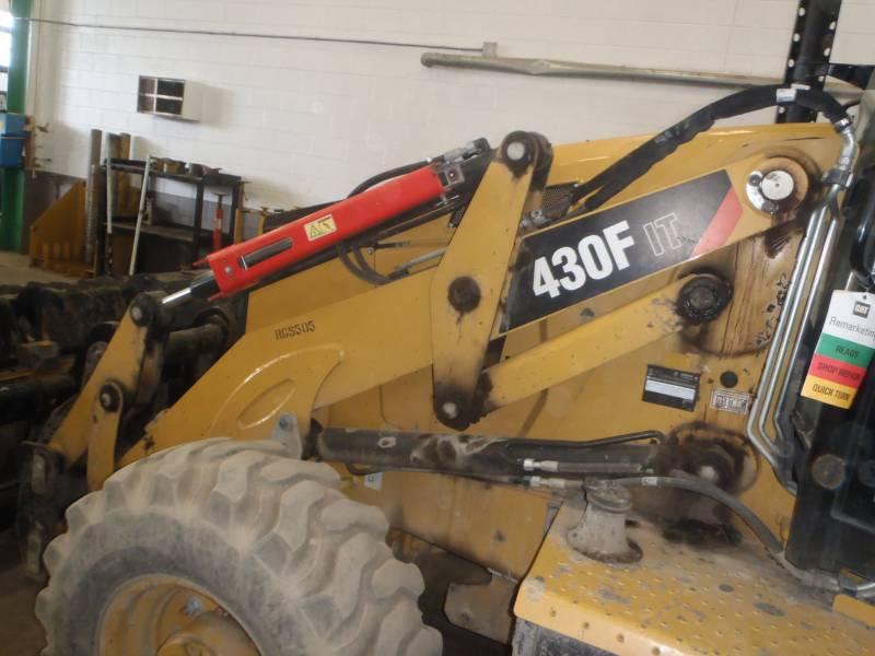 CATERPILLAR RETROEXCAVADORAS CARGADORAS 430FIT equipment  photo 7