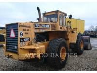 VOLVO RETROEXCAVADORAS CARGADORAS BM 120L equipment  photo 2