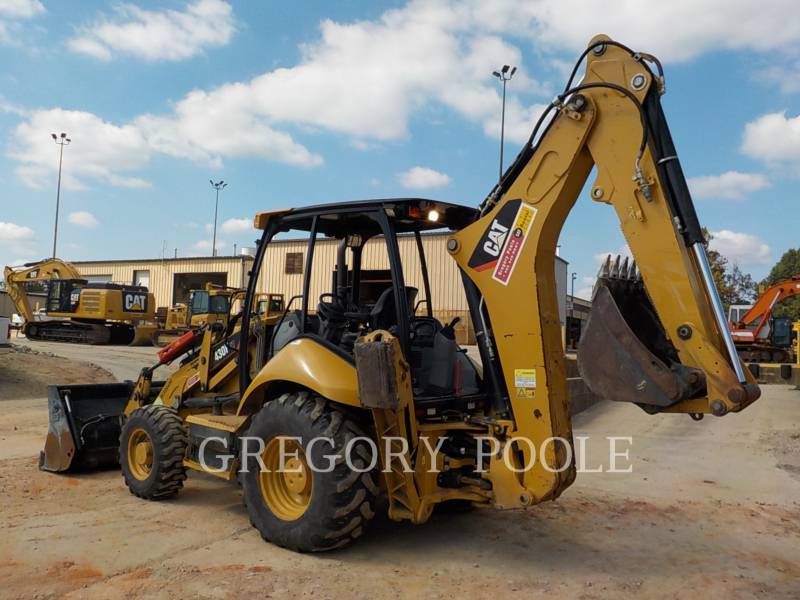 CATERPILLAR BACKHOE LOADERS 430FIT equipment  photo 7
