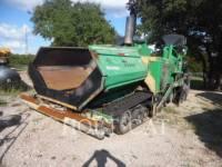BARBER GREENE アスファルト・フィニッシャ 2455D equipment  photo 2