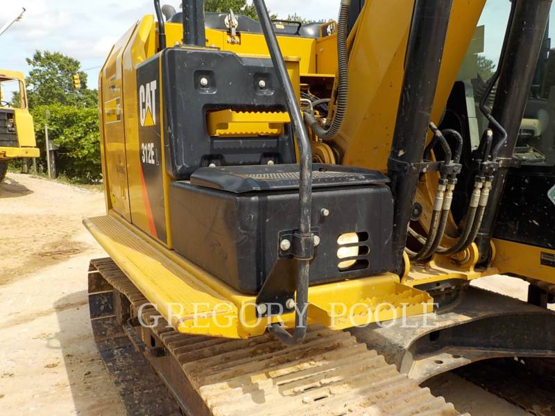 CATERPILLAR TRACK EXCAVATORS 312E L equipment  photo 6