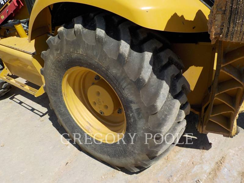 CATERPILLAR CHARGEUSES-PELLETEUSES 416EST equipment  photo 18